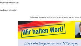 Bundestagswahl FDP nervt mit Massenmails