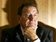 Gerhard Schröder reist in den Iran, ddp