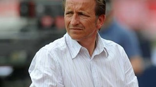 Bundesliga Trainer Norbert Meier