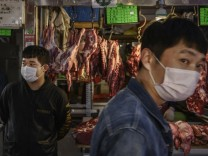 China Works to Contain Spread of Coronavirus