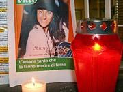 Eluana Englaro: Eine Tote zwischen den Fronten, AFP