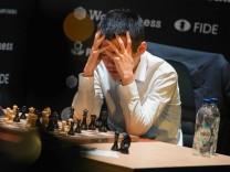 Schach-WM: Kandidatenturnier in Jekaterinburg