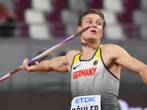 Doha, IAAF, Leichtathletik, athletics, Track and Field, World athletics Championships 2019 Doha, Leichtathletik WM 2019; Röhler
