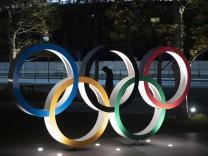 Suche nach neuem Olympia-Termin