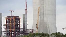 Kraftwerk Datteln, Foto: ddp