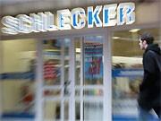 Schlecker-Filiale, ddp