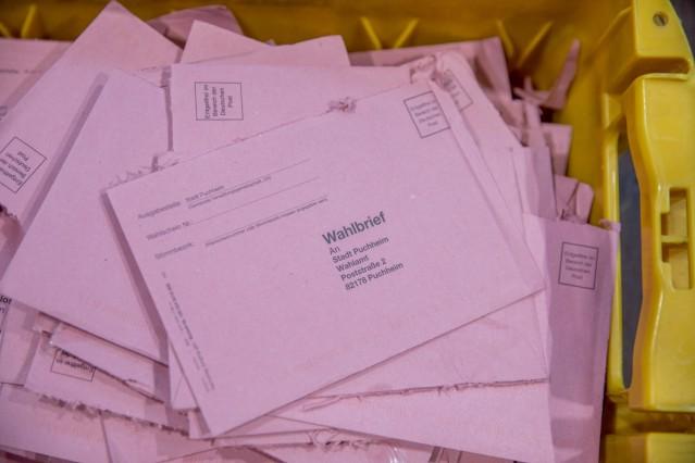 Bürgermeister Stichwahlen in Puchheim