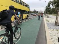 Best-Practise-Beispiele zu Radverkehrs-Infrastruktur in anderen Ländern für das Projekt