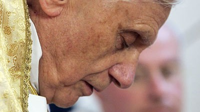 Papst Streit um Holocaust-Äußerung