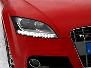 Audi TTS; Pressinform