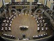 Bundesrat, SPD will getrennte Voten zulassen, Reuters