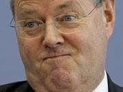 Finanzminister Peer Steinbrück, Foto: dpa