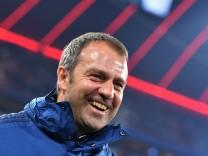 FC Bayern Muenchen verlaengert den Vertrag mit Hans Dieter Flick (Hansi ,Trainer Bayern Muenchen). Archivfoto: Hans Diet; Flick