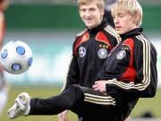 Fußball Nationalmannschaft DFB Andreas Beck, ddp