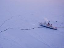 Corona-Pandemie hat Folgen für die Mosaic Expedition