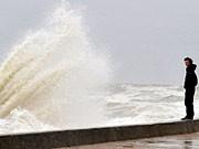 """Wetterchaos: Sturmtief """"Quinten"""" fegt über Deutschland, AFP"""