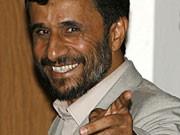 Mahmud Ahmadinedschad Iran AP