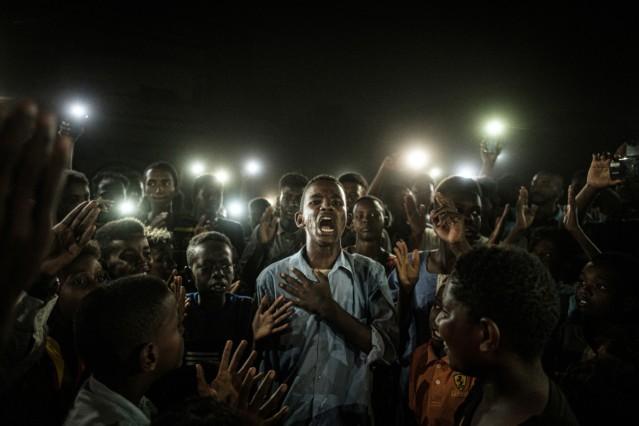 World Press Photo 2020 - Siegerfoto 'Straight Voice'