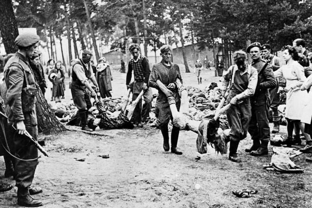 Befreiung von Bergen-Belsen