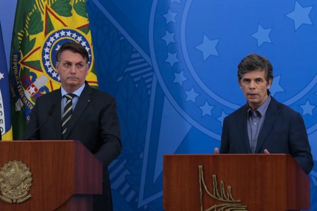 Neuer Gesundheitsminister von Brasilien
