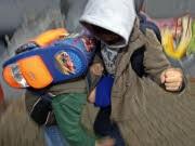 Gewalt an Schulen, dpa