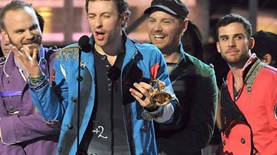 Grammy Awards in Los Angeles