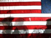 US-Flagge, dpa