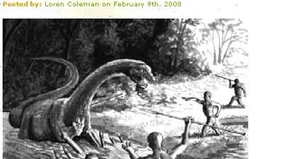 Monster Serie: Mythen von Monstern (Teil 5)