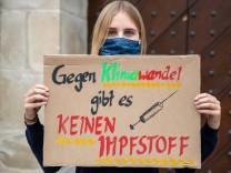 Globaler Klimaprotest - Nürnberg