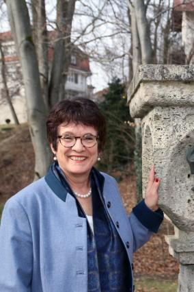 Brigitte Lenker ist die erste Feldgeschworene