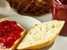 Einfache Himbeer Rhabarber Marmelade 2