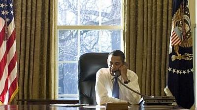 Barack Obama Obama: Erste Entscheidungen