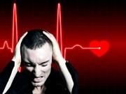 Herzrhythmusstörung Ärger Wut,iStock