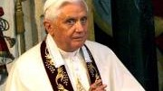 Papst Benedikt XVI. foto: dpa