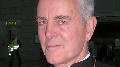 Papst Bischof Williamson