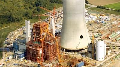 Energiewirtschaft Kohlekraftwerk Datteln vor dem Aus