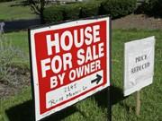 US-Immobilienmarkt Friedhof der Häuser AP