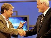 stegner carstensen TV-Duell schleswig-holstein ddp