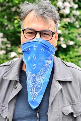 Starnberg: Masken und Mundschutz Träger