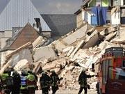 """Köln: Stadtarchiv eingestürzt: """"Bilder wie vom 11. September"""", ddp"""