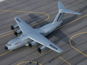 Militärtransporter Airbus A400M, Foto: ddp