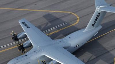 Airbus-Militärtransporter A400M