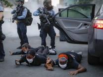 Proteste in den USA: Keine Gerechtigkeit! Kein Frieden!