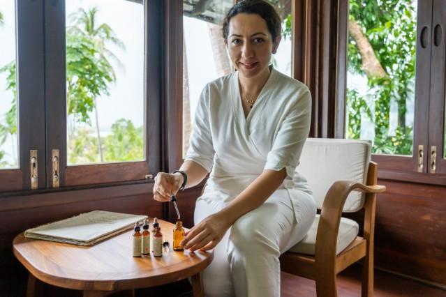 Leila Abachi, Kamalaya