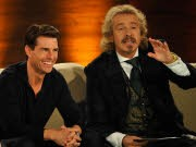 Wetten dass Tom Cruise Thomas Gottschalk Operation Chaos TV-Kritik ddp