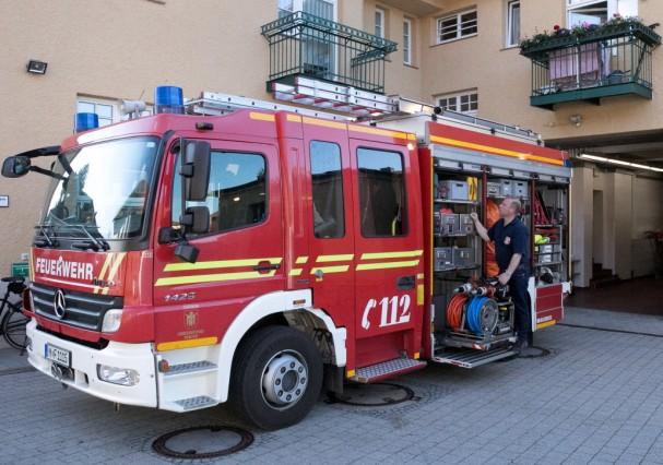 Feuerwehr Feldmoching