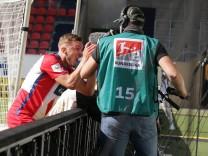 1. FC Heidenheim - Hamburger SV Deutschland, Heidenheim, 21.06.2020, Fussball, 2. Bundesliga, Saison 2019/2020, 1. FC He