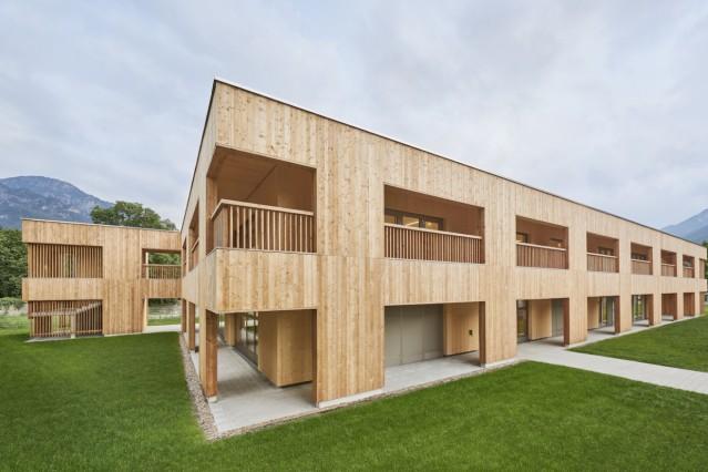 Neubau einer Kindertagesstätte, Ort: Bad Reichenhall Fotocredit:  härtner ito architekten PartGmbB, Stuttgart; Foto: Simon Sommer