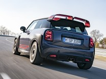Mini John Cooper Works GP. Copyright Mini