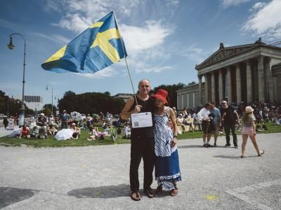 Corona-Bekämpfung: Schweden sind auch nur Menschen